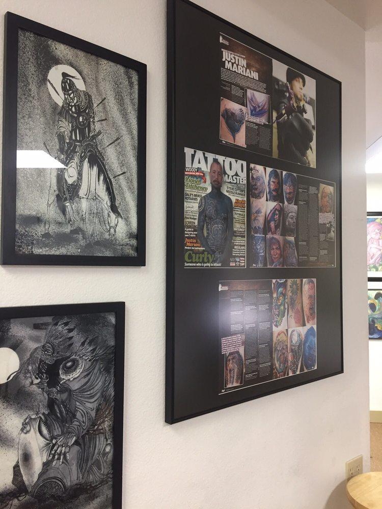 Human Canvas Tattoo: 1804 E Sheridan Ave, Cody, WY