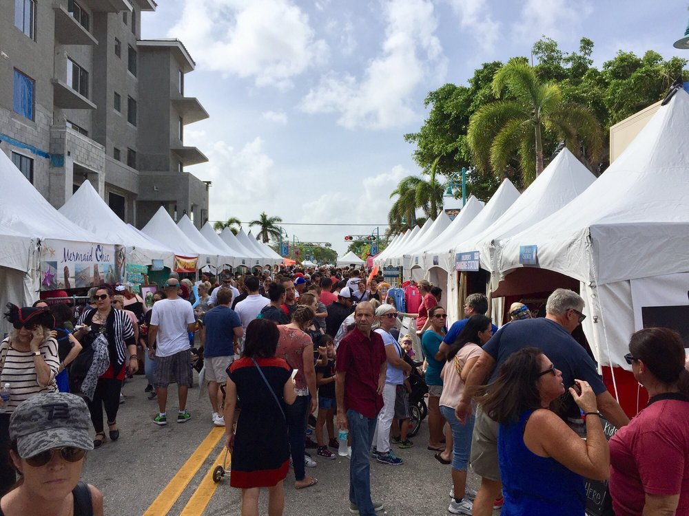 Boynton Beach Pirate And Mermaid Fest: 129 E Ocean Ave, Boynton Beach, FL