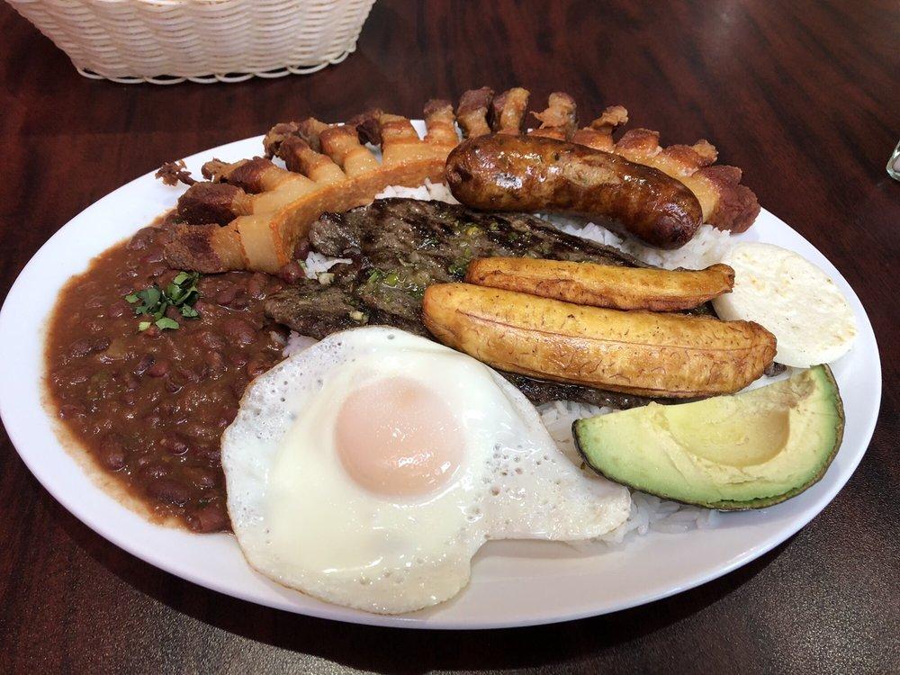 La Bonita Latin American Restaurant