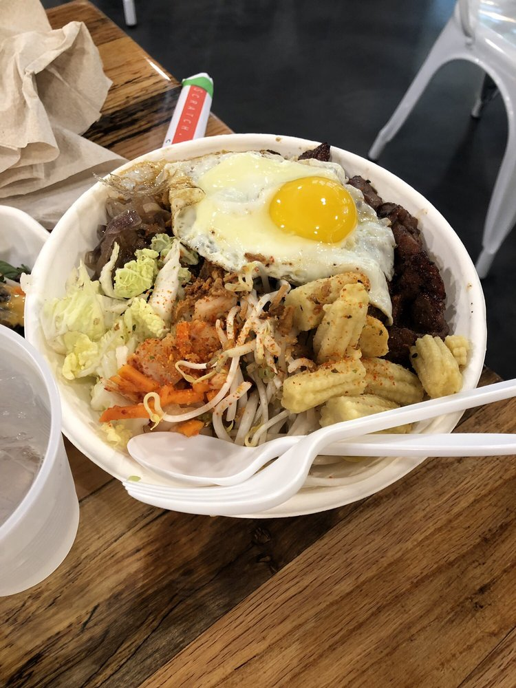 Food from Char'd Southeast Asian Kitchen