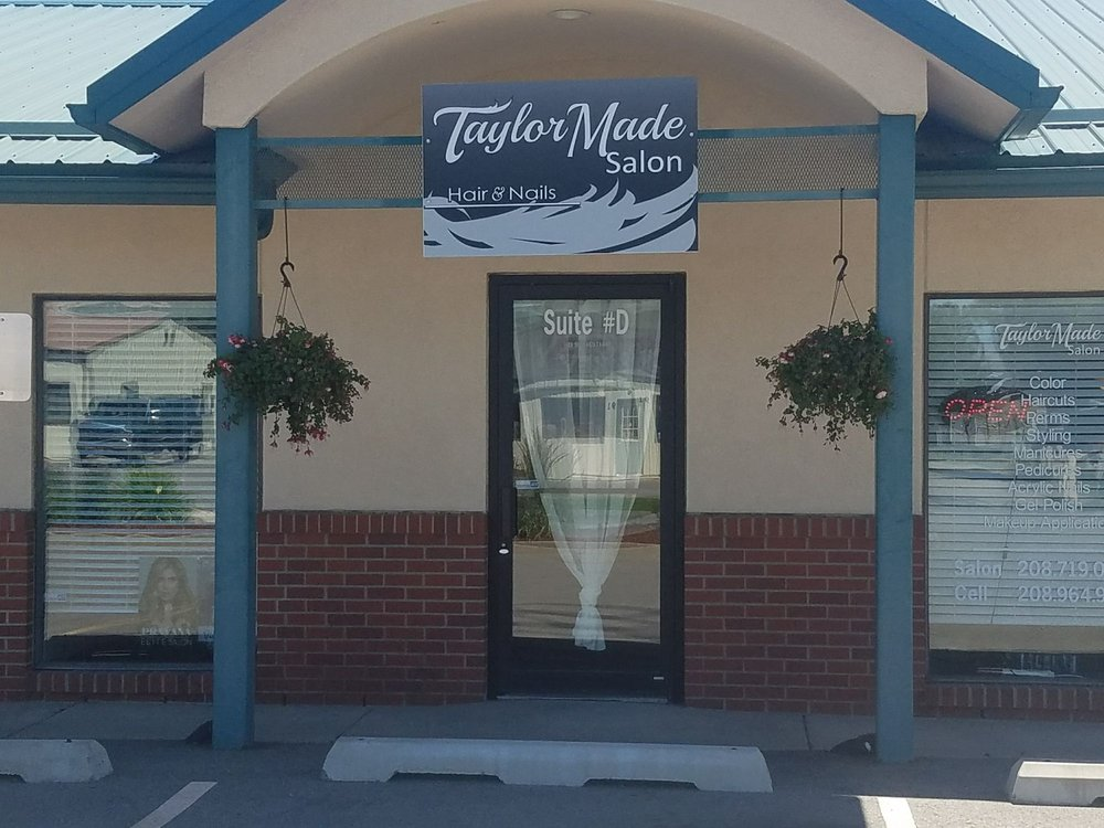 Taylor Made Salon: 88 W Commerce Dr, Hayden, ID