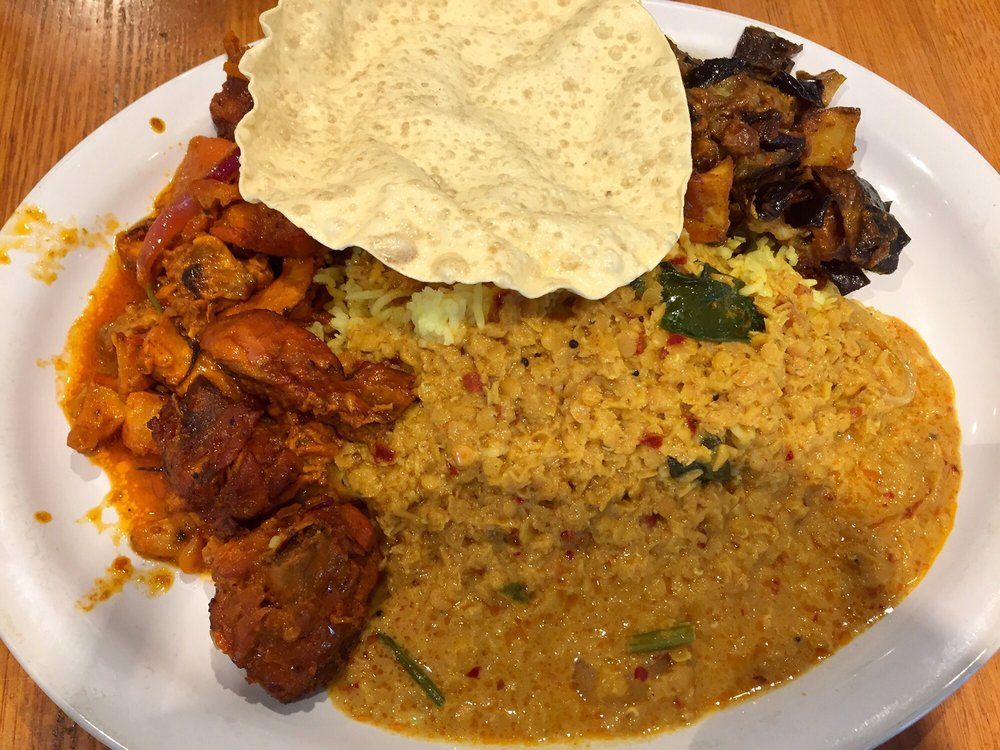 Cinnamon s sri lankan cuisine cocina cingalesa 530 for Australian cuisine melbourne