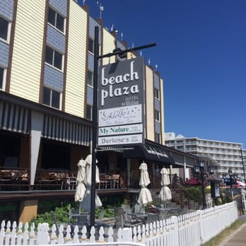 Photo Of Beach Plaza Hotel Ocean City Md United States The Front
