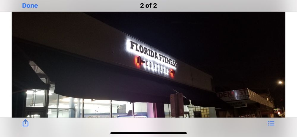 Florida Fitness Concepts: 1039 N Mills Ave, Orlando, FL