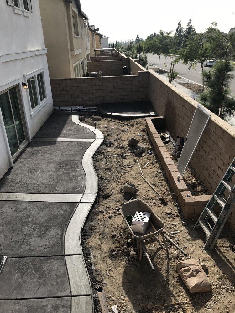E&R Concrete Specialist: SAN BERNARDINO, CA