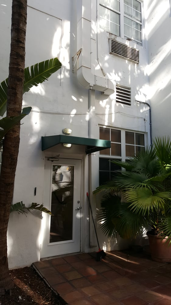 Photo Of President Hotel South Beach Miami Fl United States Back