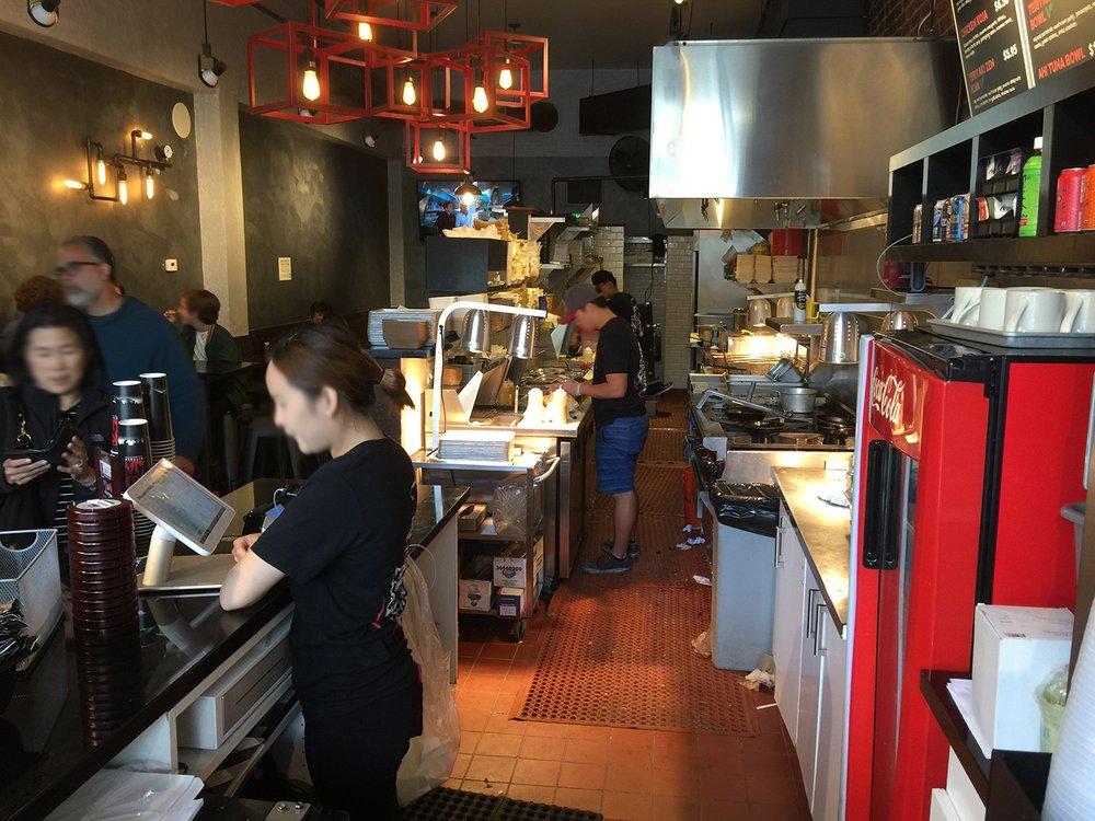 Koja Kitchen San Mateo Menu