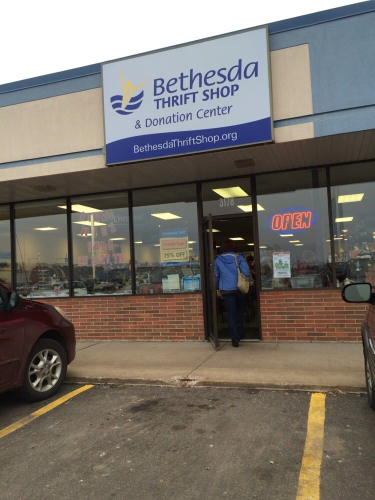 Give. Shop. Support. ggso.ga you shop at, donate to or volunteer at a Bethesda Thrift Shop, you'll join us in our mission to enhance the lives of people with intellectual and developmental disabilities. The income generated by our thrift shops helps the people we support lead fuller lives.A sale made in our thrift shop in Wichita, [ ].