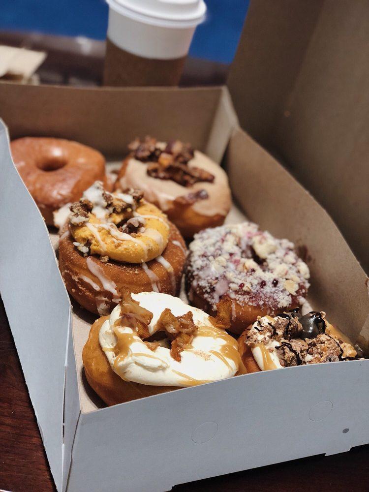 Just Good Donuts