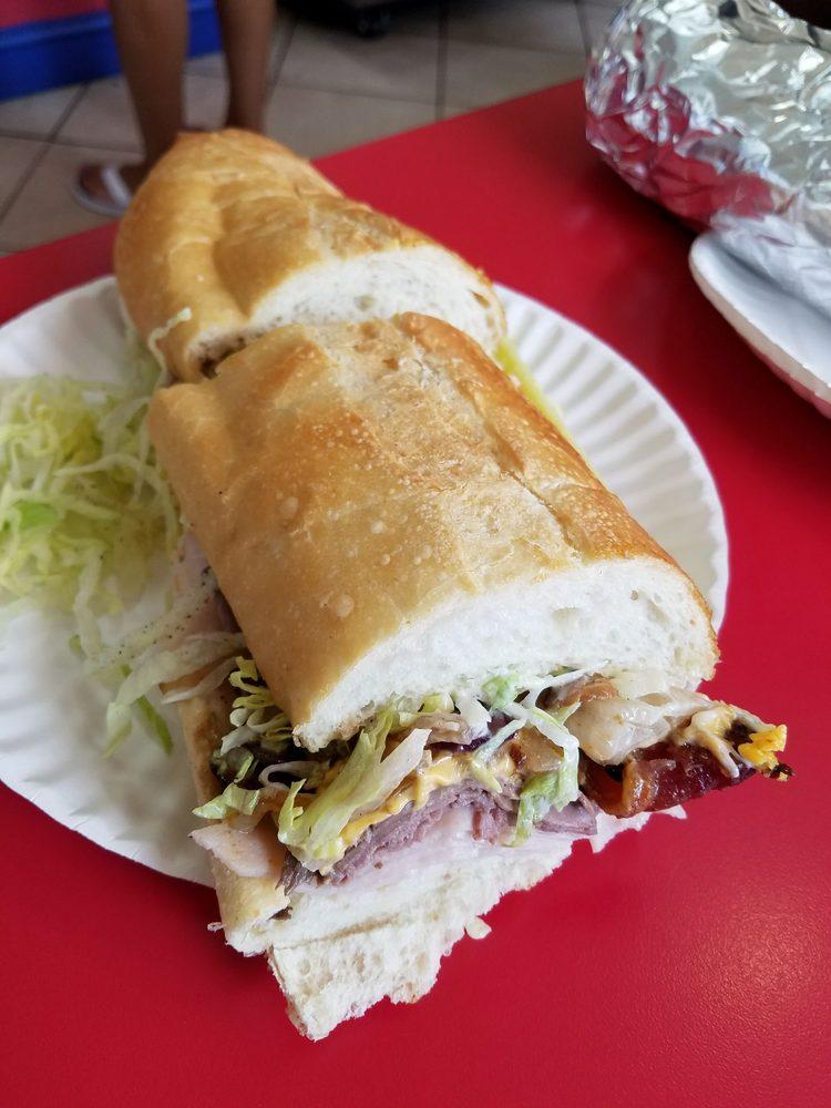 American Hero Subs & Bagels: 4019 Broad St, Loris, SC