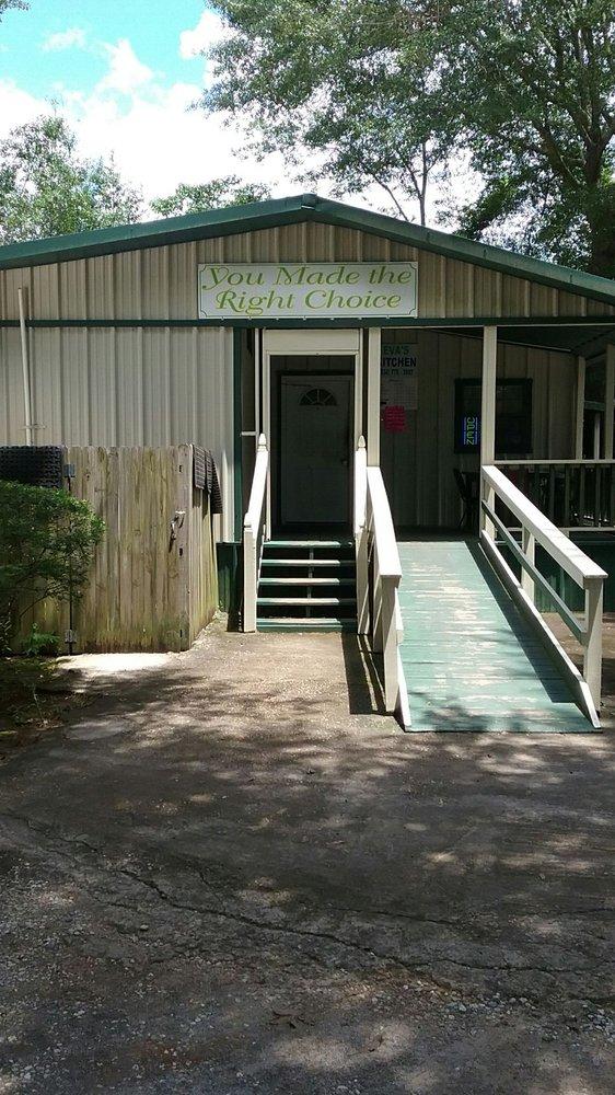 Eva's Kitchen: 11 Oak Ave, Clayton, AL