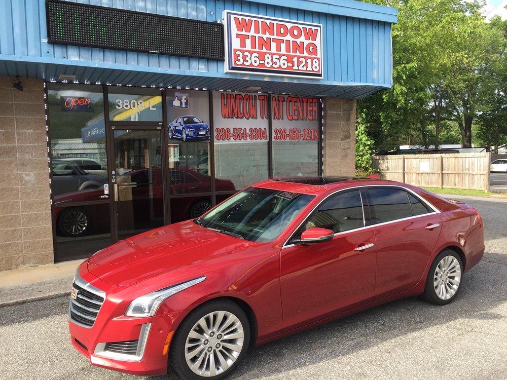 Window Tint Center: 3808 Gate City Blvd, Greensboro, NC