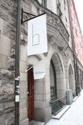 hemsida massage mörk hud nära Stockholm
