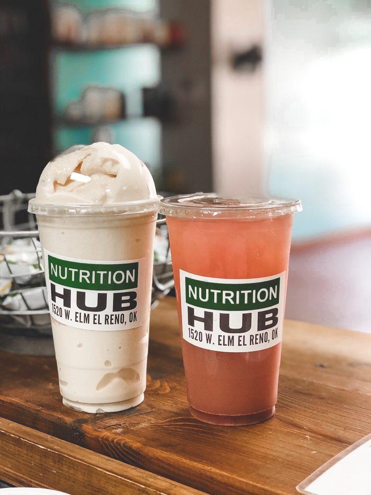 Nutrition Hub: 1520 W Elm St, El Reno, OK