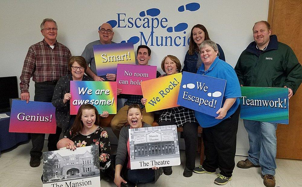 Escape Muncie: 303 N Pauline Ave, Muncie, IN