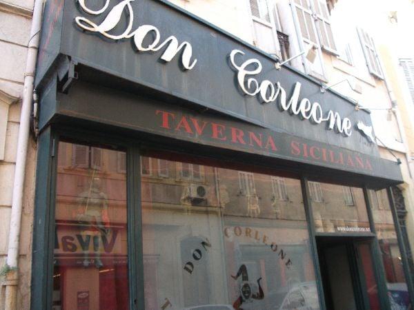 Don Corleone Restaurant Marseille