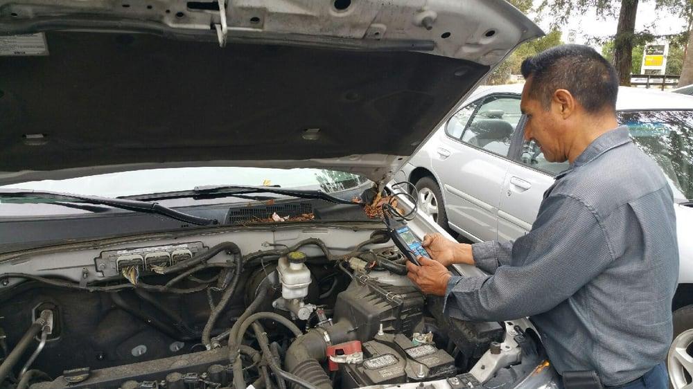 Ramos Mobile Auto Repair Auto Repair Mountain View