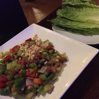 Photo Of Veggie Fun Providence Ri United States Lettuce Wraps