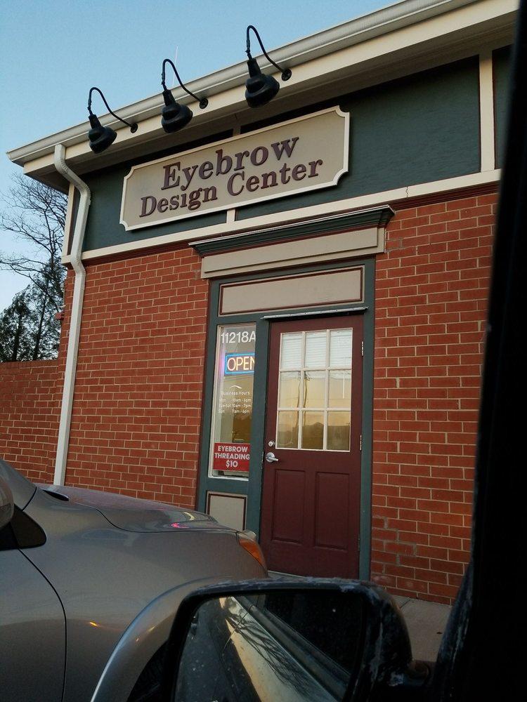 Eyebrow Design Center: 11218 Lee Hwy, Fairfax, VA