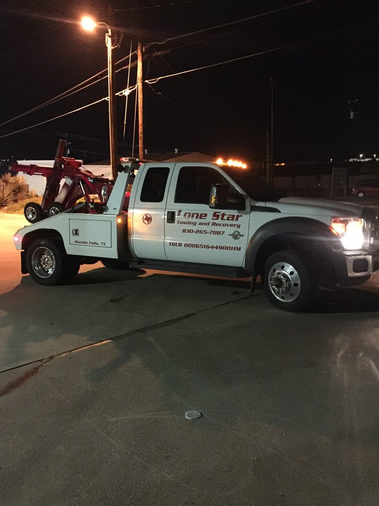 Lone Star Towing And Recovery: Marble Falls, TX
