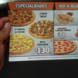 The Little Caesars® Pizza name, logos, and related marks are trademarks owned by Little Caesar Enterprises, Inc. and are used in Mexico pursuant to license.