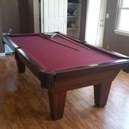 Photo Of On The Level Pool Table Service   Wentzville, MO, United States