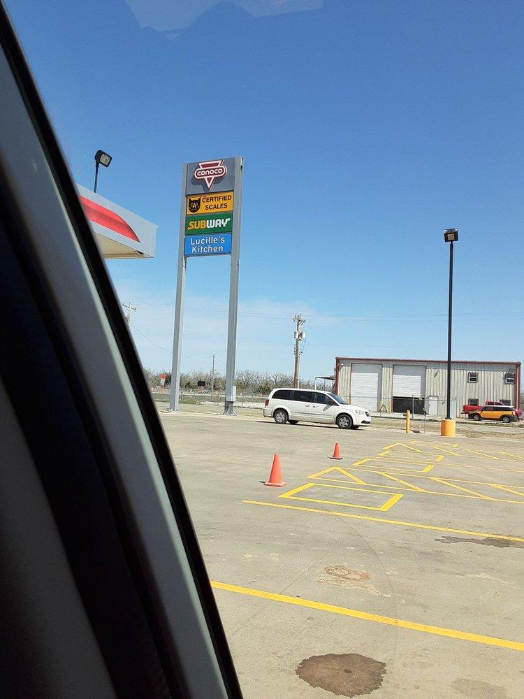 Conoco Travel Center No 11: 1005 E Owen K Garriott Rd, Enid, OK