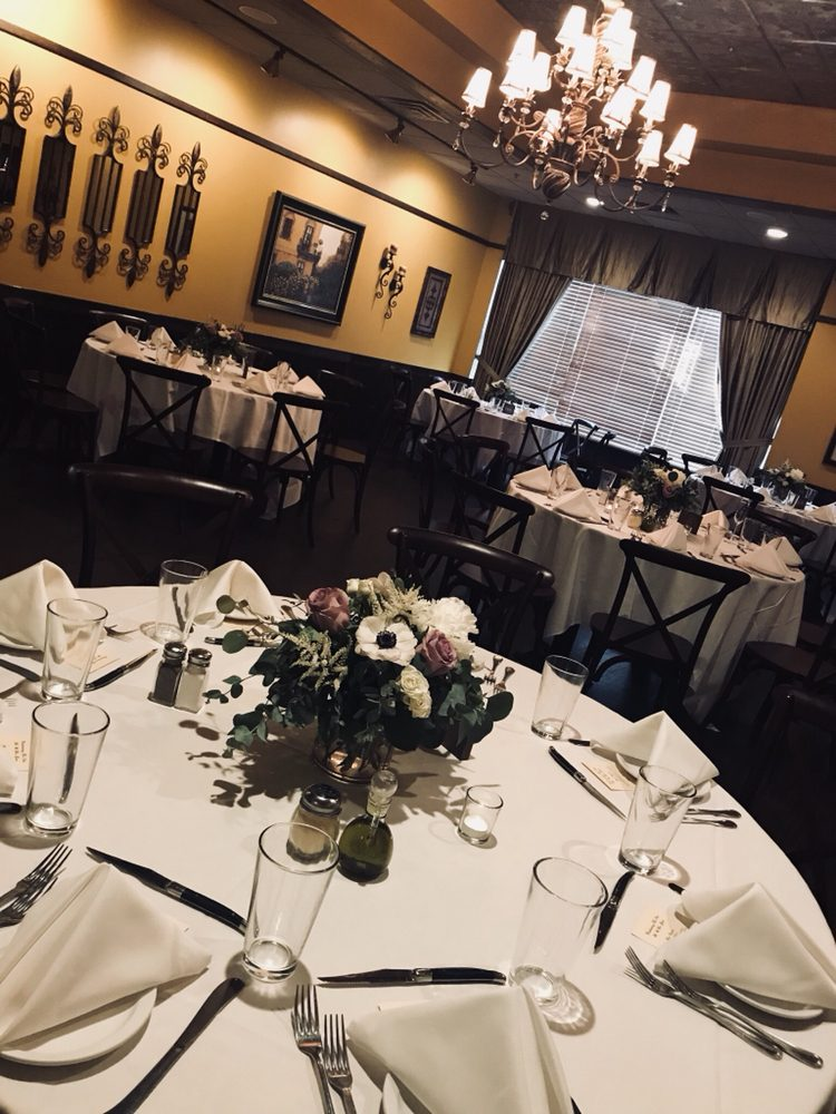 Intimate Wedding Reception For 50 Guests June 2018 Yelp