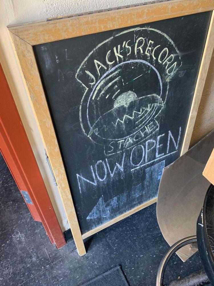 Jacks Record Stache: 124 W 1st St, Flint, MI