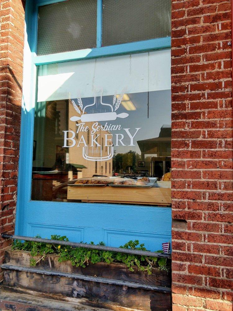 Blue Door Bakery: 4 Main St, Jackson, CA
