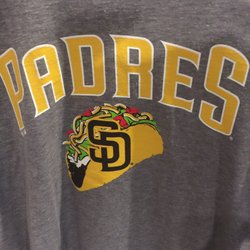 online retailer 03060 9c7b8 San Diego Padres Store - Sports Wear - 272 E Via Rancho Pkwy ...