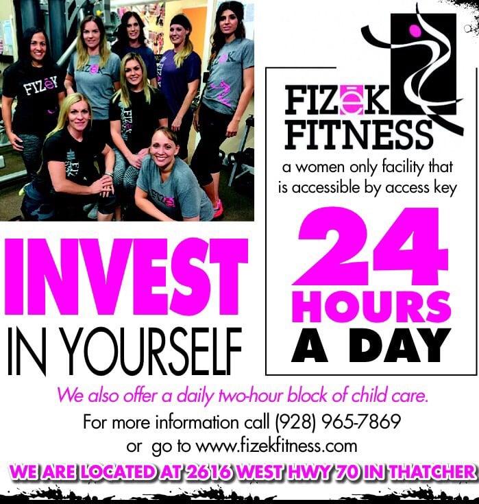 Fizēk Fitness: 2616 W Thatcher Blvd, Thatcher, AZ