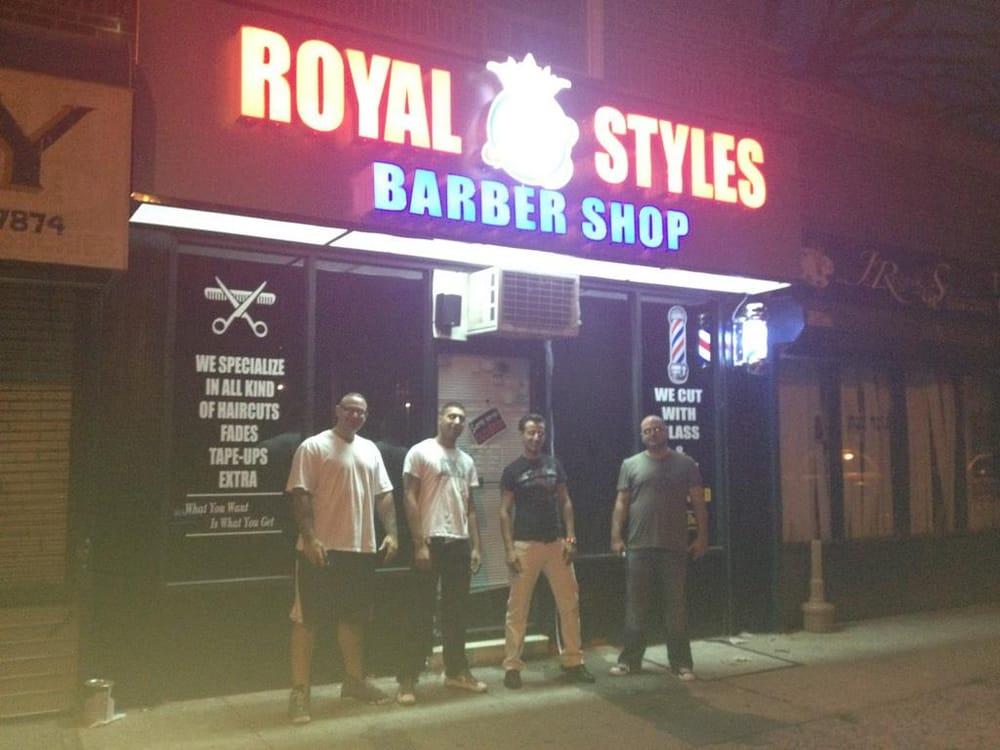 Barber Shop - Barbers - 1535 E 34th St, Marine Park, Brooklyn ...