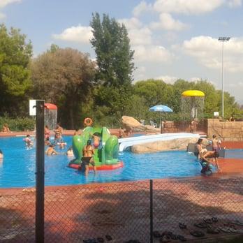 piscina parc vedat parques de atracciones camino