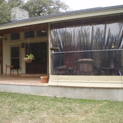Southern Patio Enclosures - Get Quote - Shades & Blinds - Austin ...