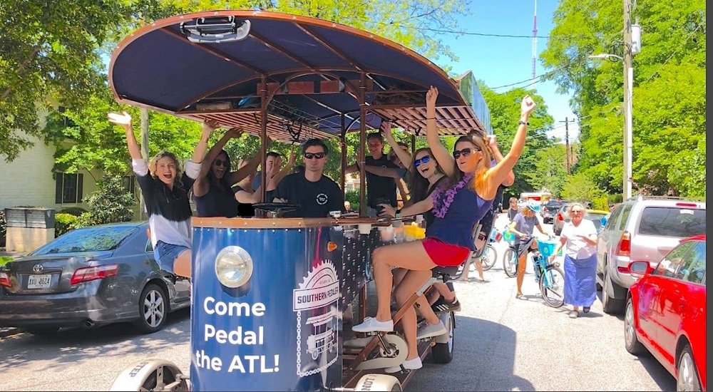 Southern Pedaler