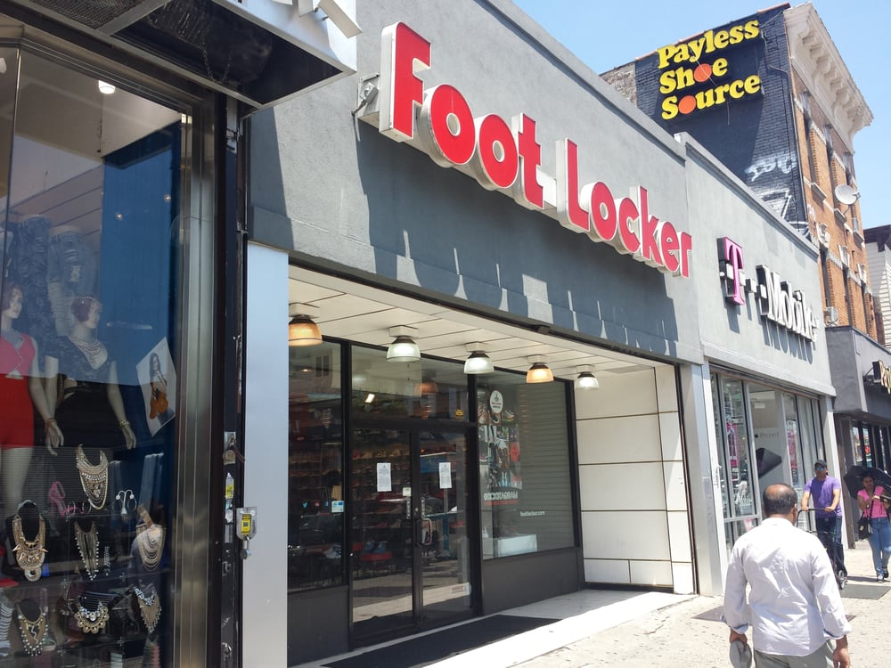 Footlocker: 1159 Liberty Ave, Brooklyn, NY
