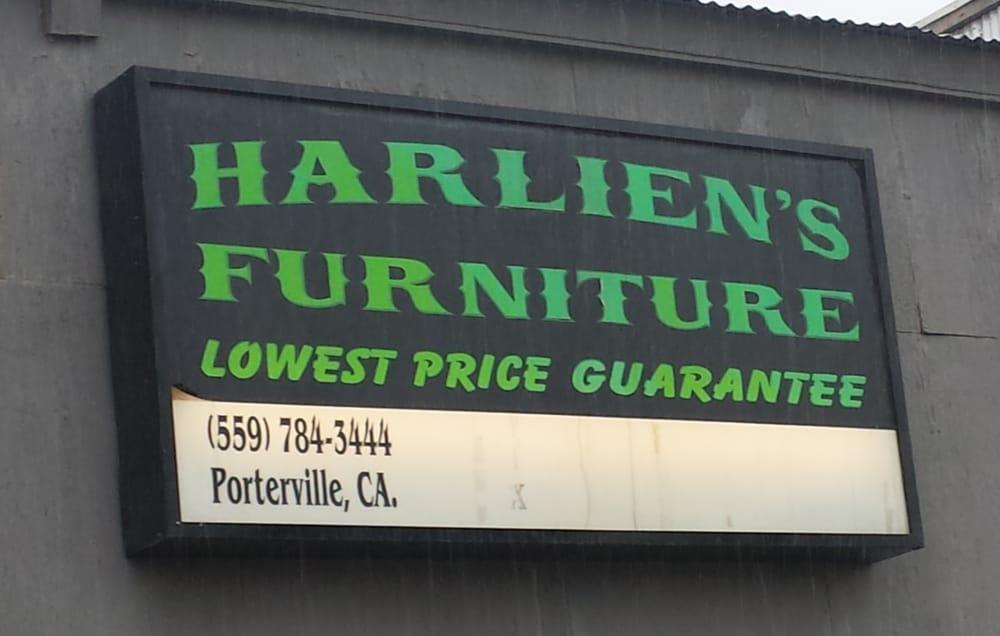 Harlien S Furniture Porterville Ca