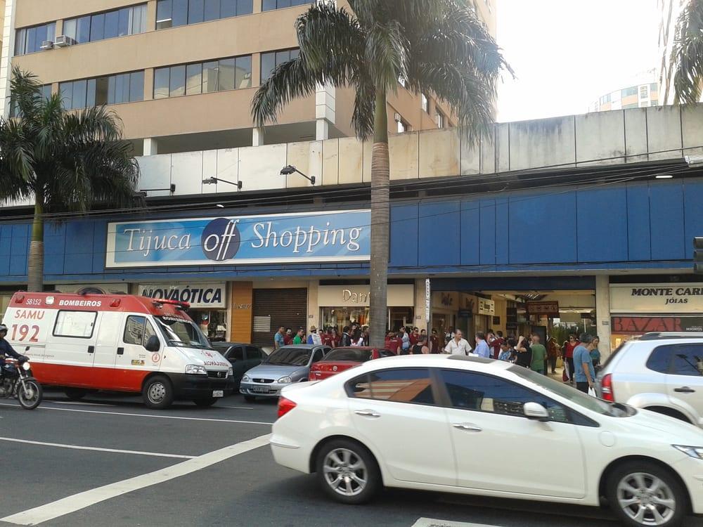 8b5bb061b Tijuca Off Shopping - Shopping Centers - R. Barão de Mesquita