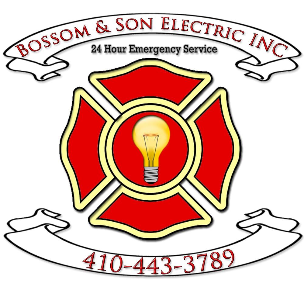 Bossom & Son Electric Inc: 500 Evergreen, Severna Park, MD