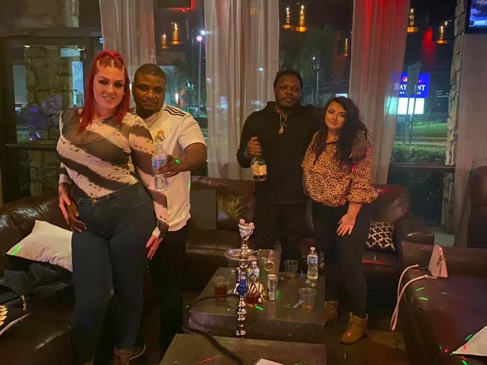 Aria Hookah Lounge and Bar: 6203 W Sand Lake Rd, Orlando, FL