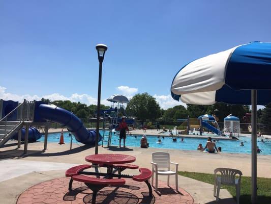 Seacrest Youth Park And Pool Parcs De Loisirs 6820 W