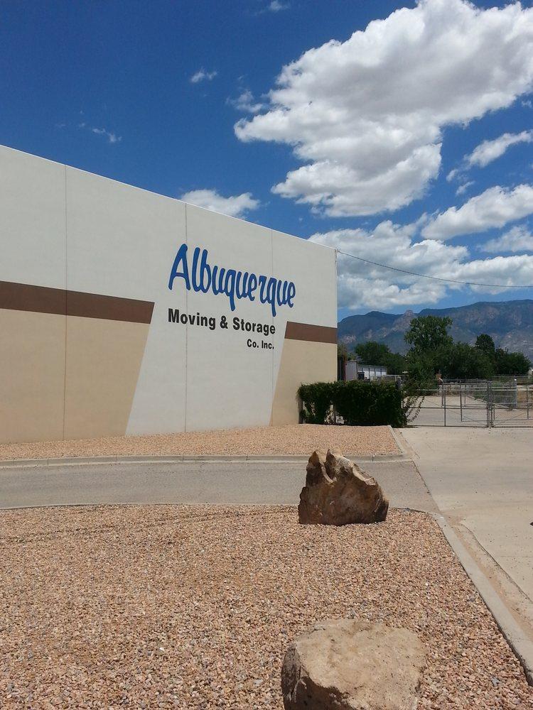 Albuquerque Moving & Storage Co