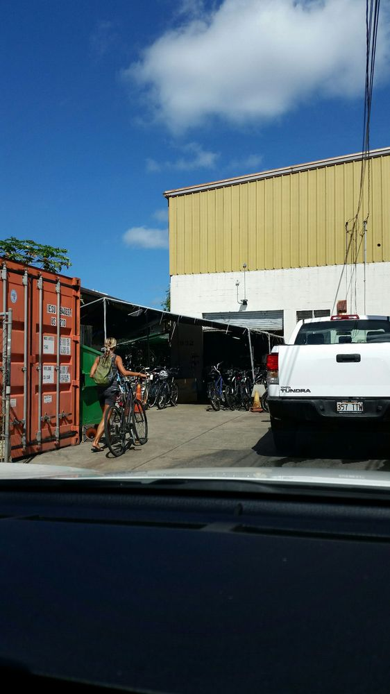 McCully Bicycle Repair & Maintenance Shop