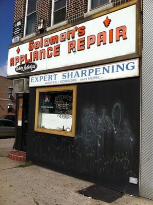 Solomon S Appliance Repair Center Bath Beach Brooklyn