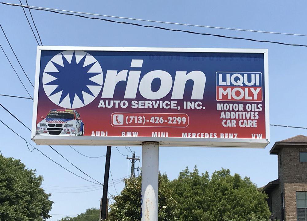 Orion Auto Service