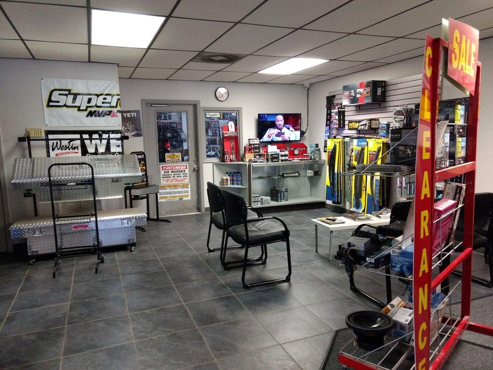 Car Tunes & Tint: 1413 S Woodland Blvd, Deland, FL