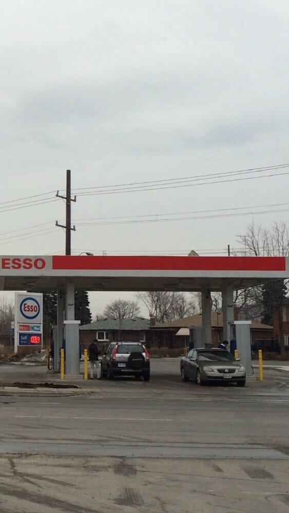 Esso Car Wash Toronto