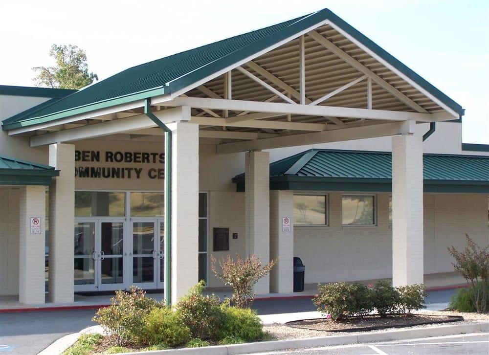 Adams Park: 2600 Park Dr, Kennesaw, GA
