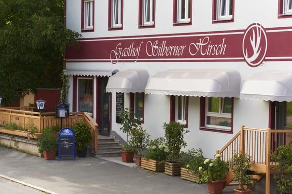 Gasthof silberner hirsch sterreichisch glasing 1 for Silberner hirsch